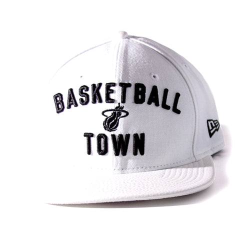 Court Culture Basketball Town Snapback