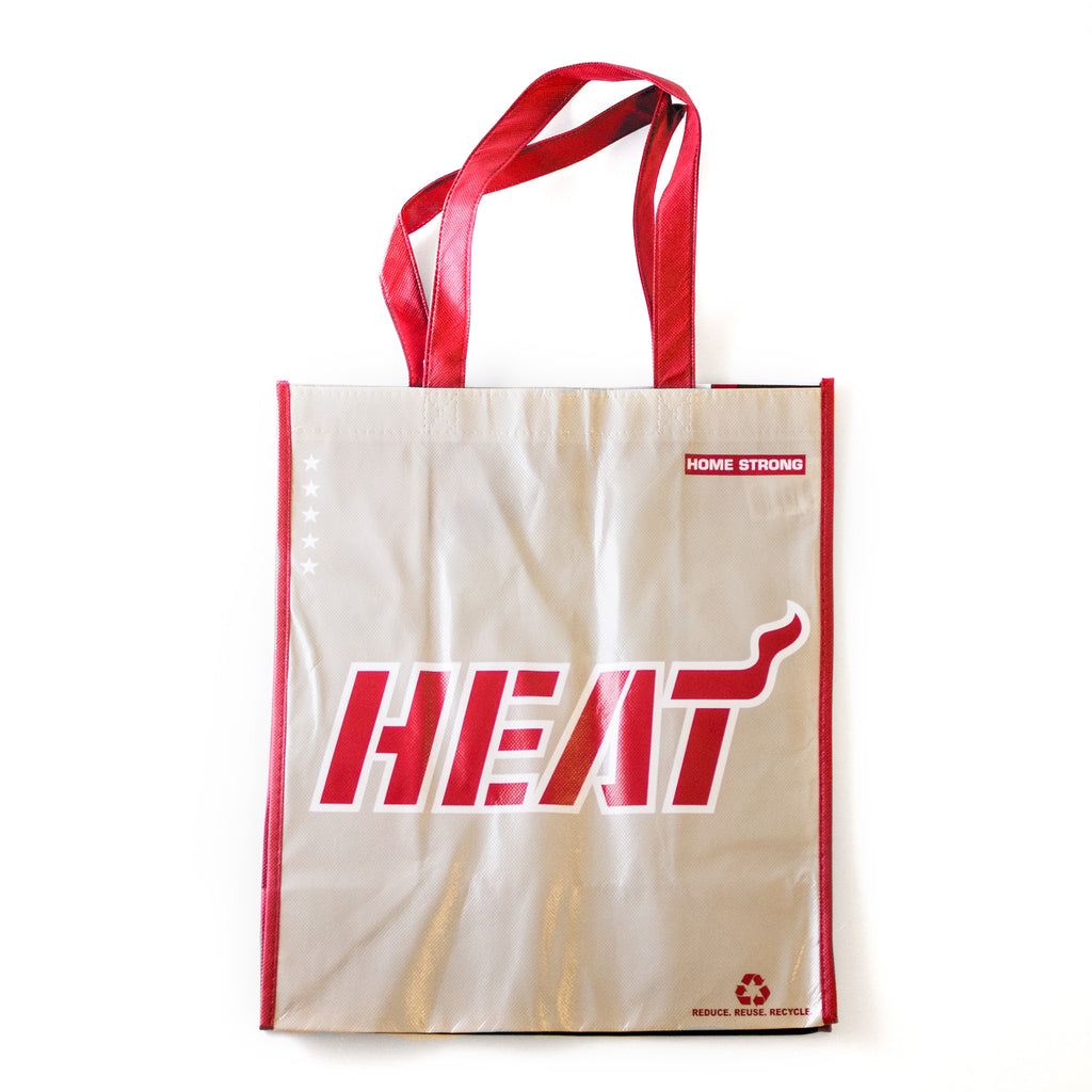 Home Strong Miami HEAT Reusable Bag - featured image