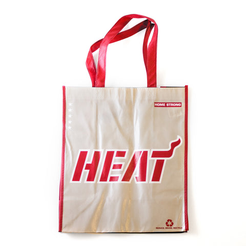 Home Strong Miami HEAT Reusable Bag