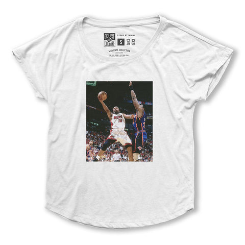 Court Culture Moments - Tim Hardaway Ladies Tee