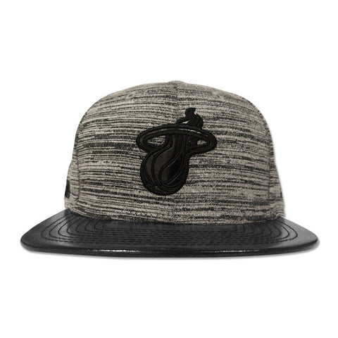 New Era Miami HEAT Static Gleam Snapback