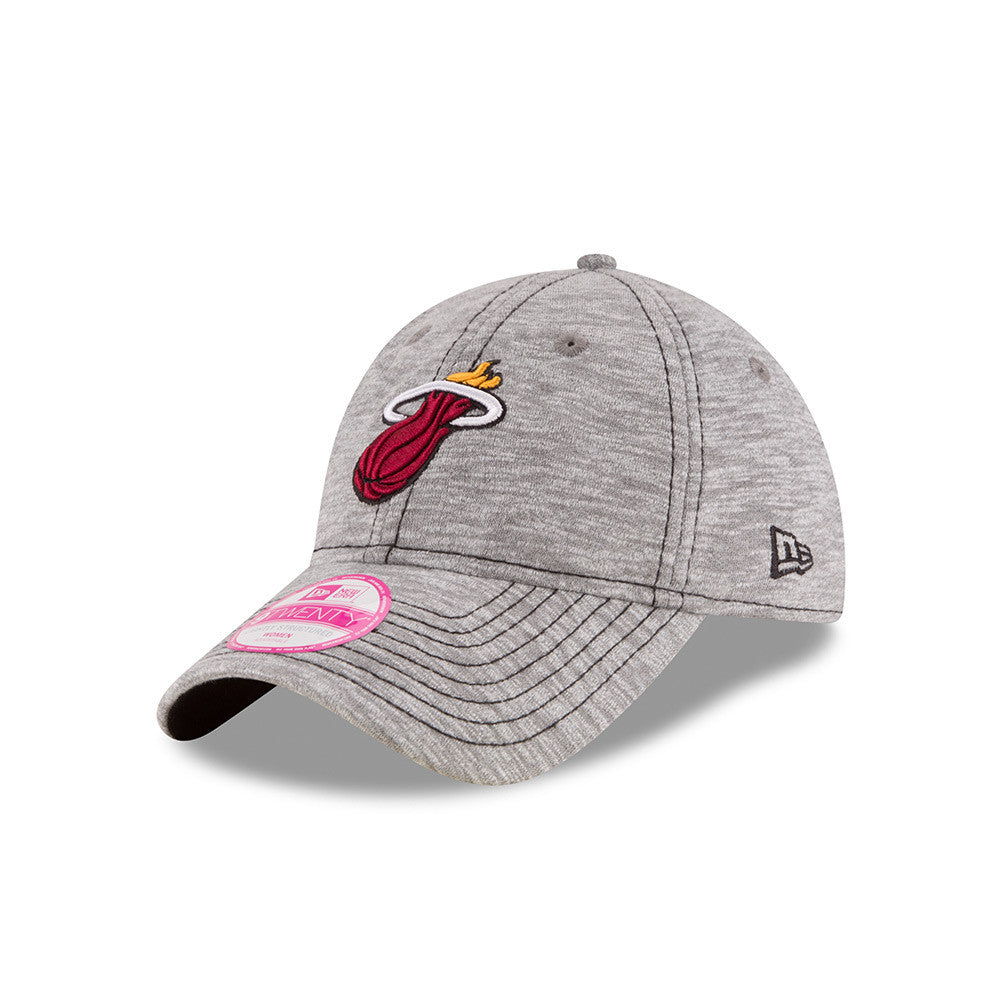 new era miami heat Ladies TEAM MIST CAP