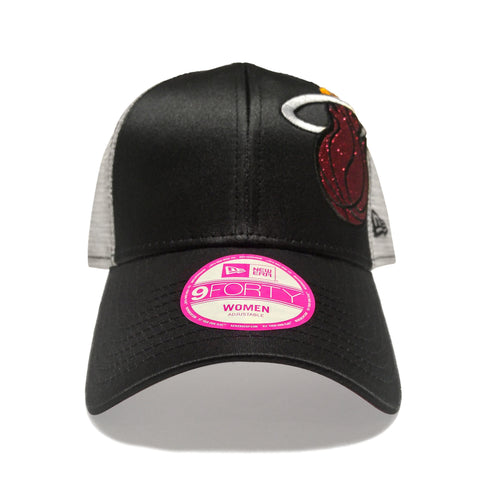 New ERA Miami HEAT Ladies Team Glitzer Cap