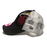 New ERA Miami HEAT Ladies Team Glitzer Cap - 3