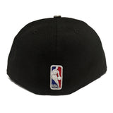 New ERA Miami HEAT Cracked Shine Fitted Hat - 2