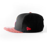 New Era Miami HEAT Team Solid Snapback - 3