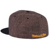 Mitchell & Ness Miami HEAT Donegal Tweed Two Tone Fitted - 2