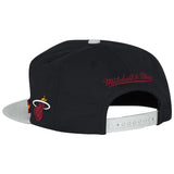 mitchell and ness miami heat TRAINING ROOM SNAP BACK