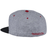 Mitchell & Ness Miami HEAT Greyton Fitted - 2