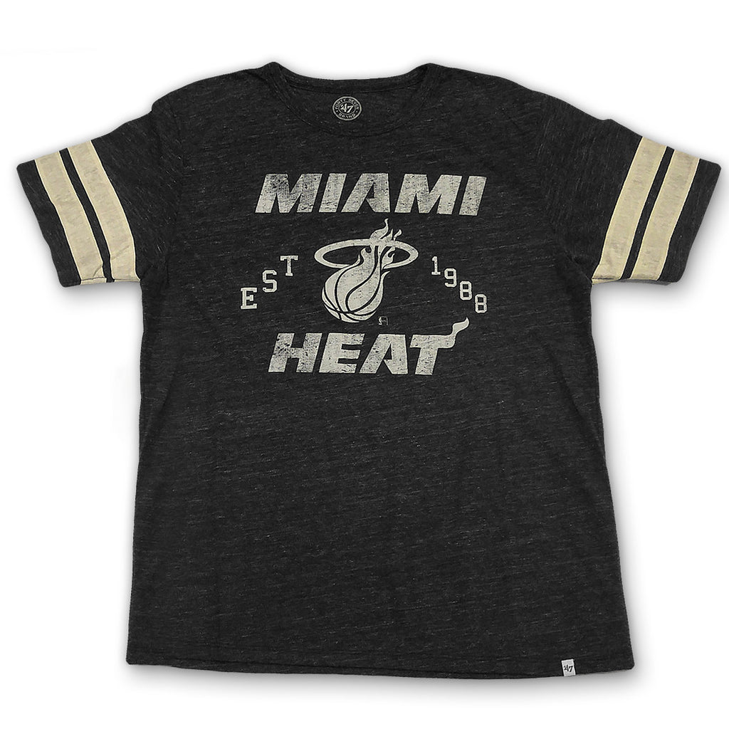 '47 Miami HEAT Stripe T-Shirt