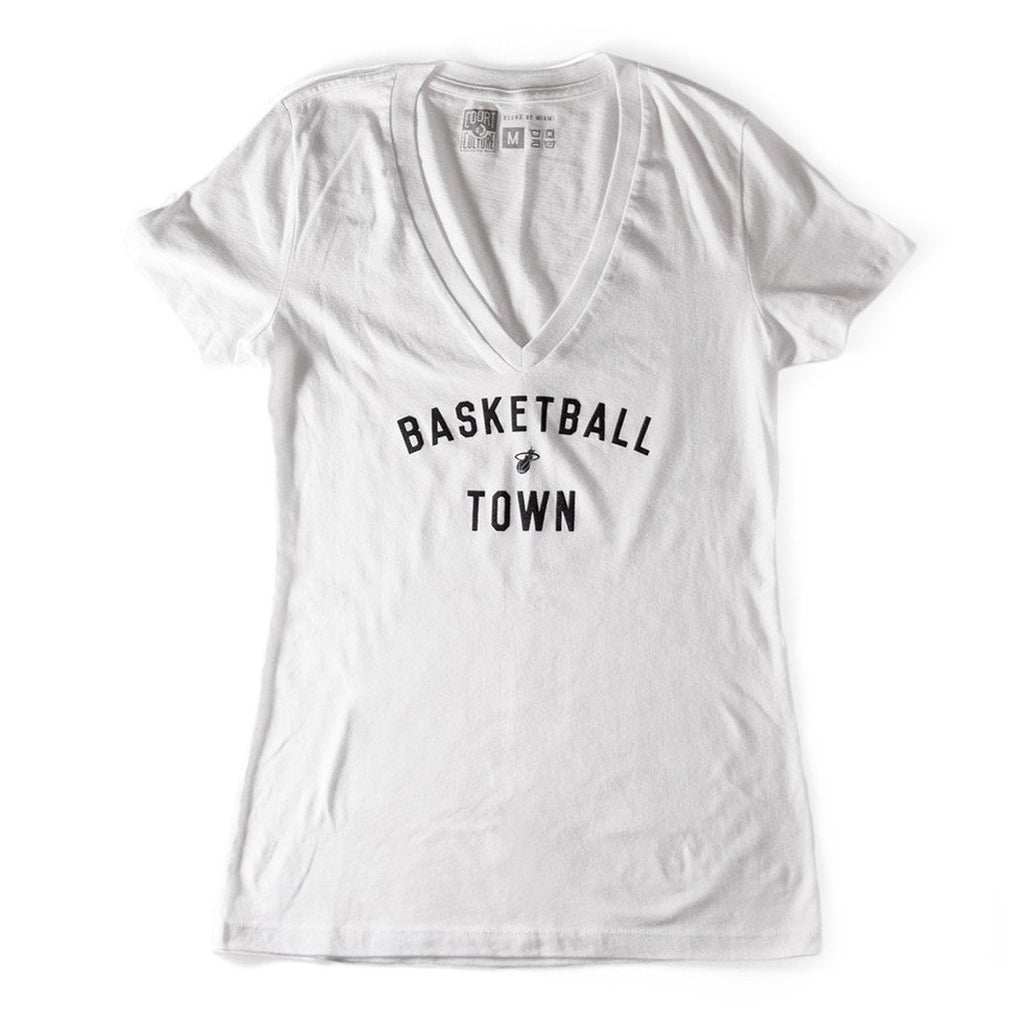 Court Culture White Basketball Town Ladies - featured image