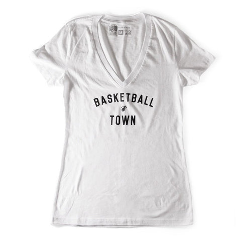 Court Culture White Basketball Town Ladies
