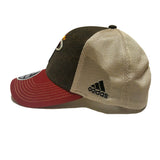 adidas Miami HEAT Mesh Back Structured Snap Back - 3