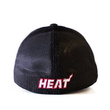 adidas Miami HEAT Struct Flex Meshback Fitted - 2
