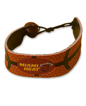 Gamewear Miami HEAT Logo Bracelet