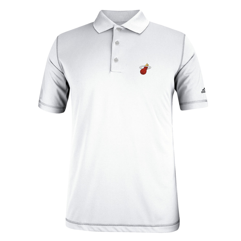 adidas Miami HEAT Solid Jersey Polo - featured image