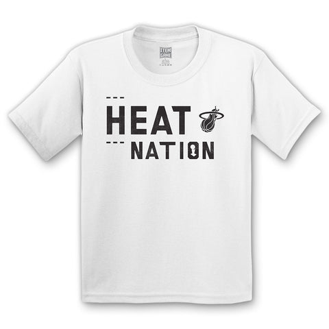 Miami HEAT Nation Youth T-Shirt