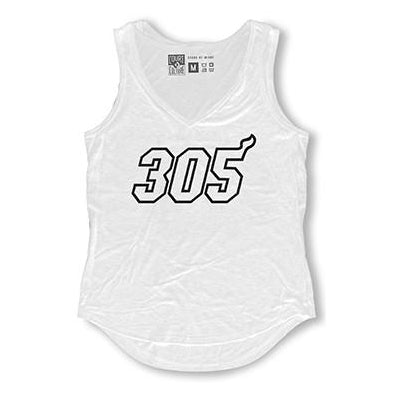 Court Culture 305 V-Neck Tank - featured image