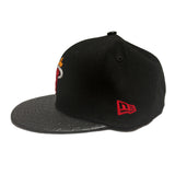 New ERA Miami HEAT Leather Check Fitted. - 3