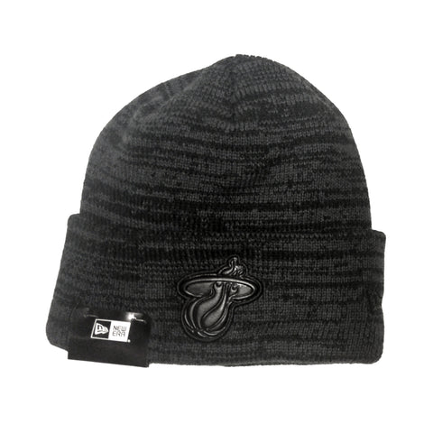 New ERA Miami HEAT Tonal Trick Knit