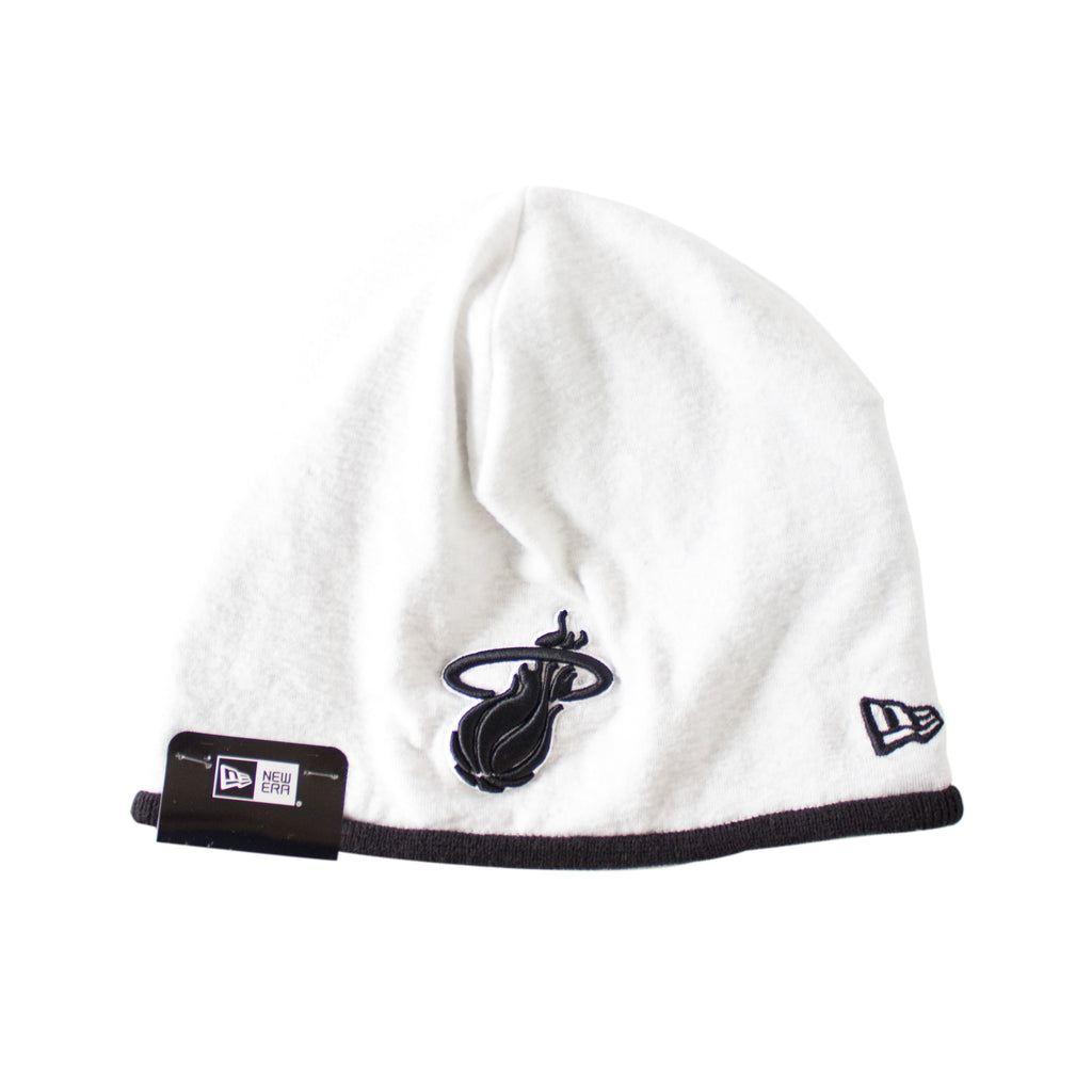 New ERA Miami HEAT White Tie Knit - featured image