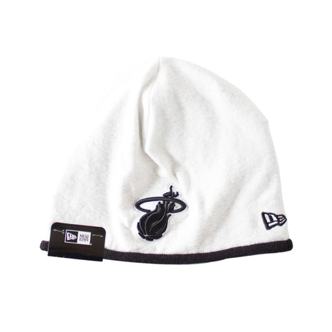 New ERA Miami HEAT White Tie Knit