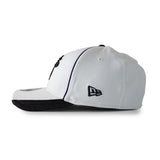 New ERA Miami HEAT White Tie Stretch Fit Cap - 3