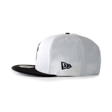 New ERA Miami HEAT White Tie Snapback - 3