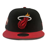 New ERA Miami HEAT Junior Team Patcher Snapback - 1