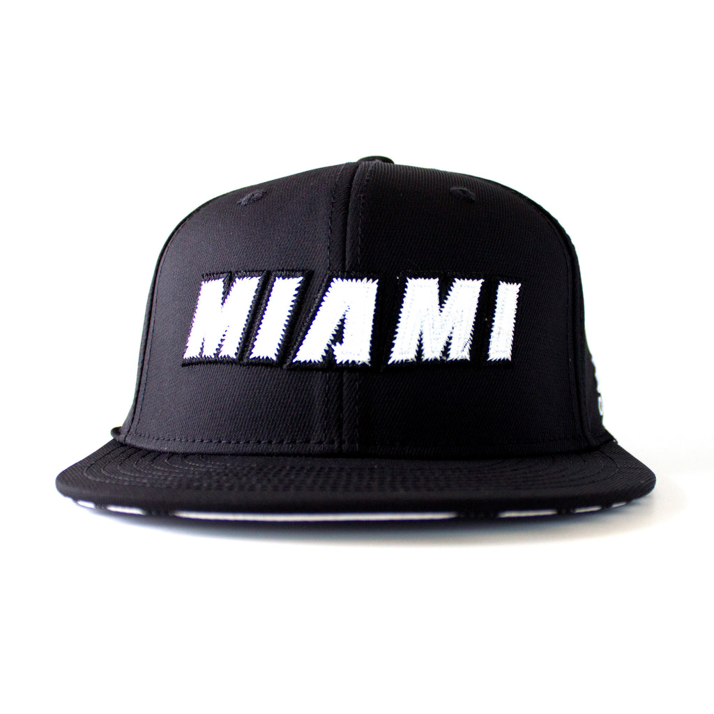 adidas Miami HEAT MIAMI  FVF Fitted Cap - featured image