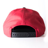 Court Culture Miami HEAT 305 Red and Black Snapback - 2
