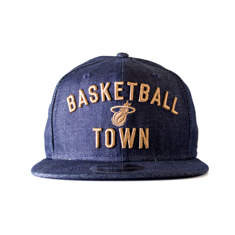 court culture BASKETBALL TOWN SNAP BACK