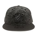 New ERA Miami HEAT Terry Fresh Tonal Snapback - 1