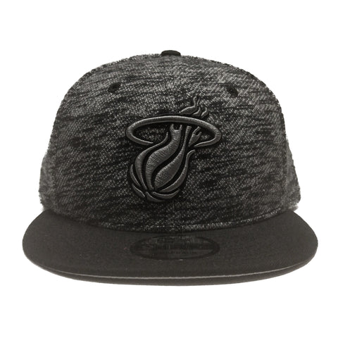 New ERA Miami HEAT Terry Fresh Tonal Snap Back