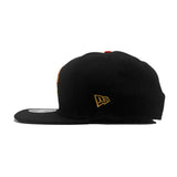 New ERA Miami HEAT Gold Flip Snapback - 3