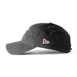 New ERA Miami HEAT Core Classic Black and Pink Adjustable Cap - 3