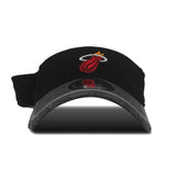 New ERA Miami HEAT Training Adjustable Visor - 1