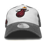 Miami HEAT Ladies Sparkle Shade Adjustable Cap - 1