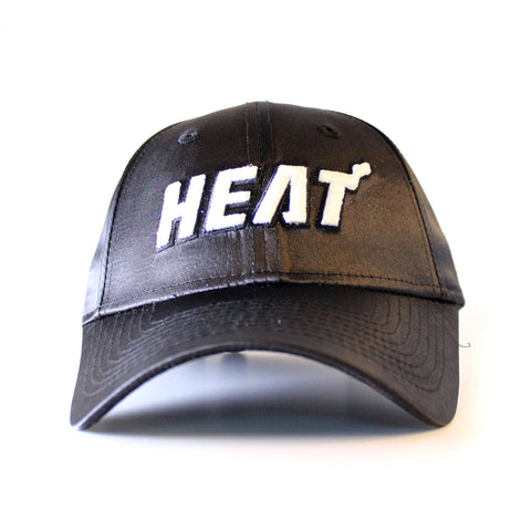 New ERA Miami HEAT Ladies Satin Team Charmer Adjustable Cap