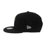 Miami HEAT Ladies Team Glisten Snapback - 3