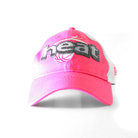 New ERA Miami HEAT Girls Pop Stitcher Adjustable Cap