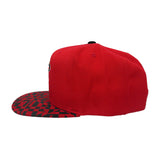 Mitchell & Ness Miami HEAT Kaleidoscope Snapback - 4