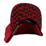 Mitchell & Ness Miami HEAT Kaleidoscope Snapback - 3