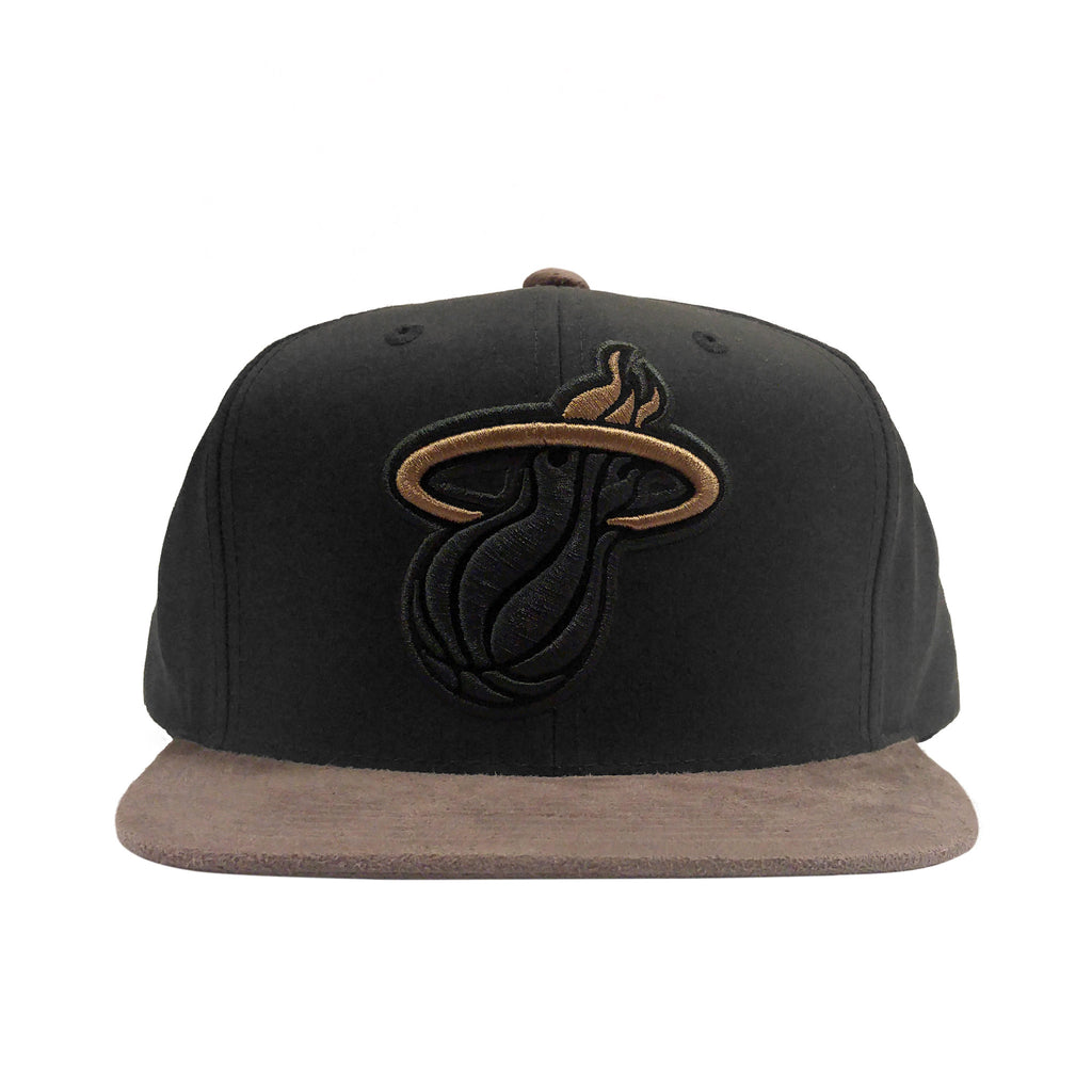 M&N Miami HEAT Buttery Snapback - featured image