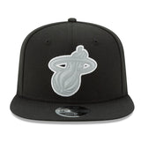 New ERA Miami HEAT Gold City Snapback - 1