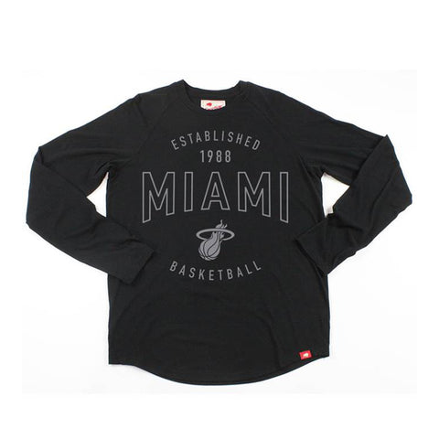 Sportiqe Miami HEAT Long Sleeve  Frye Raglan