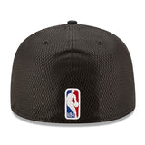 New ERA Miami HEAT 2017 Black Draft Cap Fitted - 2