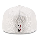 New ERA Miami HEAT 2017 White Draft Cap Fitted - 2
