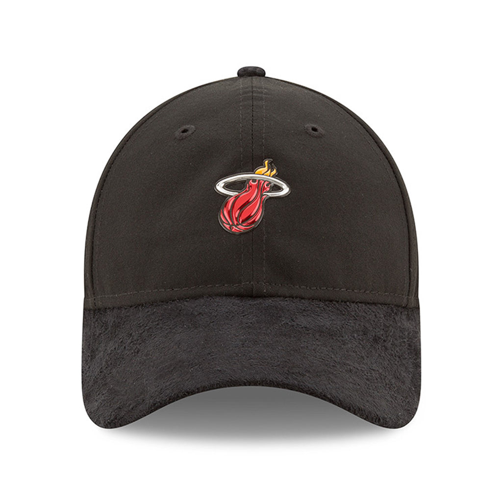 New ERA Miami HEAT Black 2017 Draft Dad Adjustable Cap - featured image