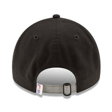 New ERA Miami HEAT Black 2017 Draft Dad Adjustable Cap - 2